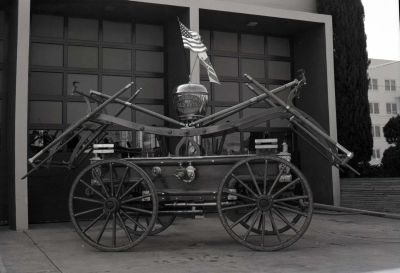 old betsy fire engine