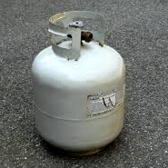 Propane tank with no valve
