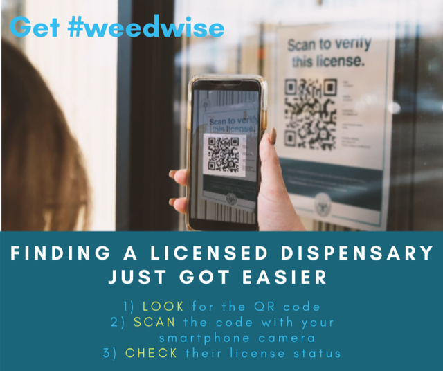 Finding a Licensed Dispensary